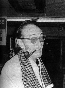 Carl Allen aka Carlos Miguel Allende in 1983