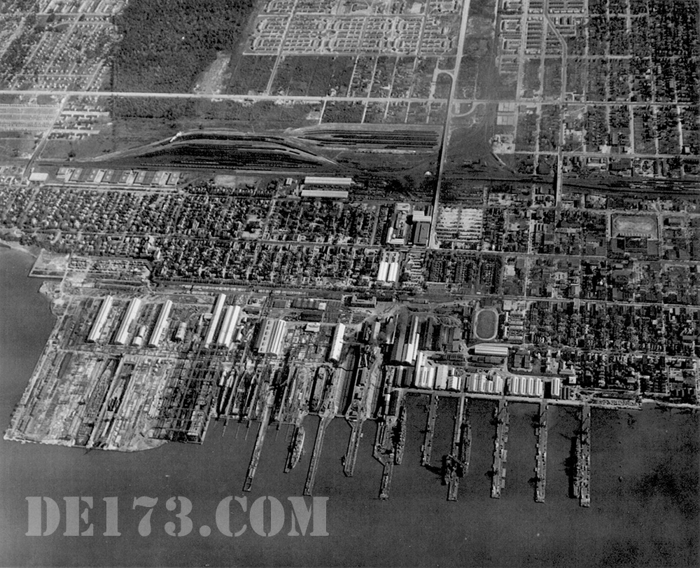Newport News, 1944, Oct 17th
