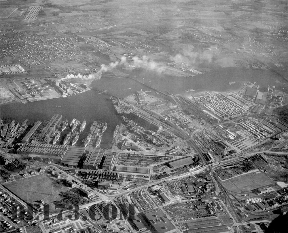 Nofolk Portsmouth, 1944 / Dec