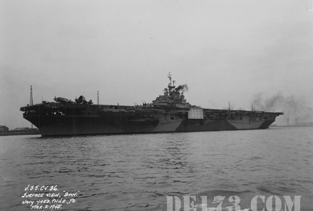 CVS 36 Antietam
