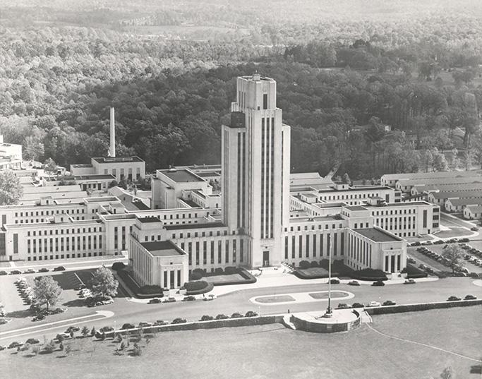 Bethesda Naval Hospital