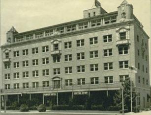 Turner Hotel, Gainesville, TX