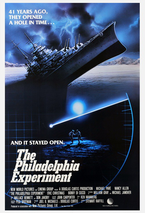 The Philadelphia Experiment Movie Poster