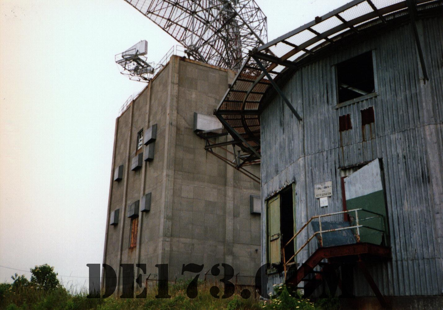 Radar Tower at Montauk Point