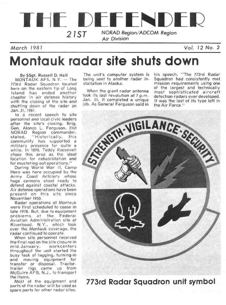 The Defender Newspaper, Mar 1981