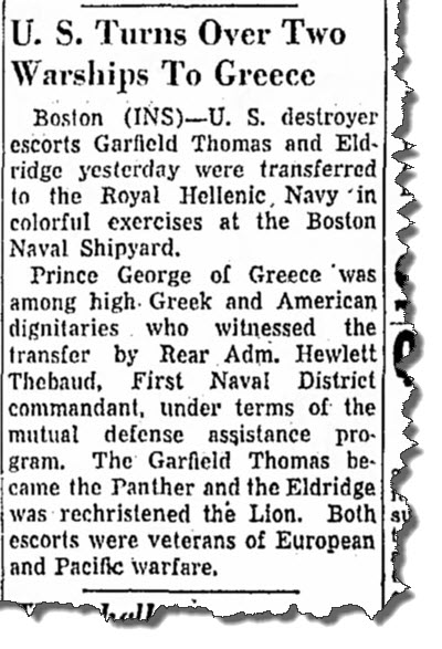 The Troy Record Tue, Jan 16th, 1951