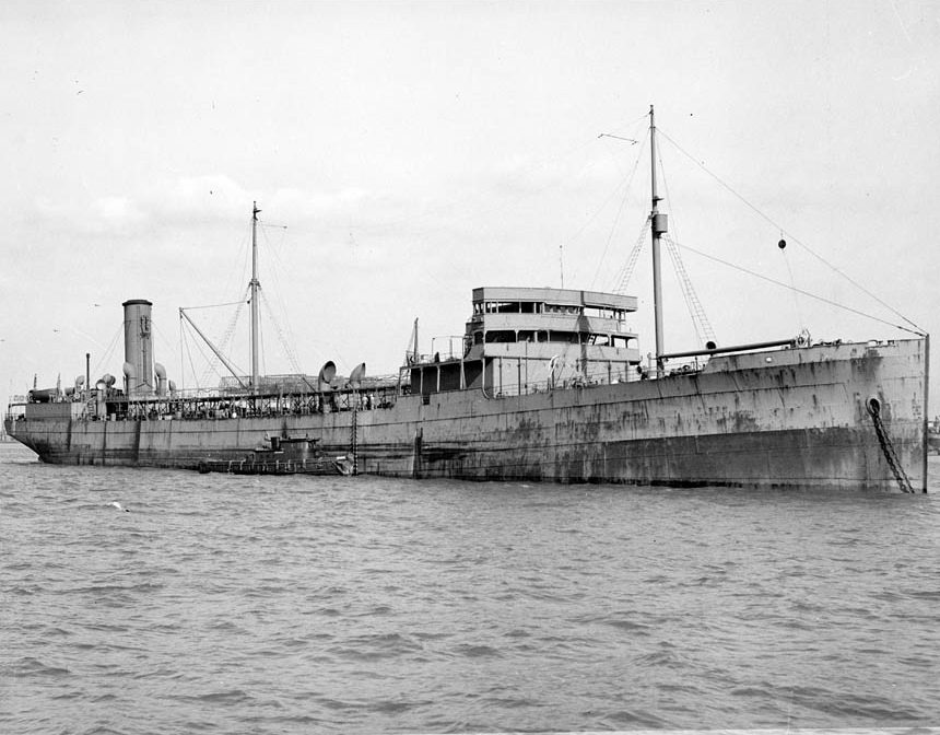 S.S. Malay Tanker Ship (1933~1948)